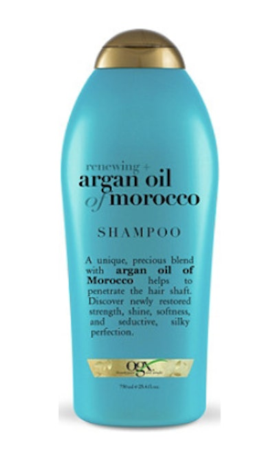 Renewing Moroccan Argan Oil Shampoo