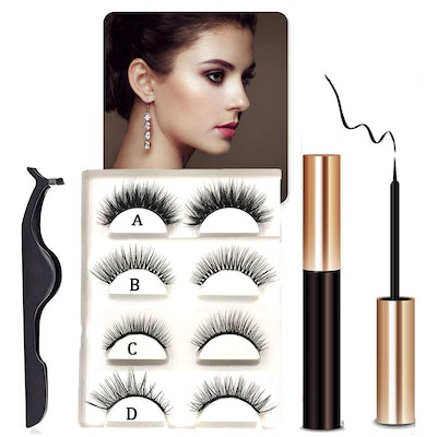 Reazeal Magnetic Lashes Set