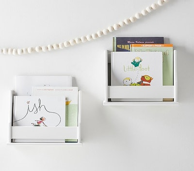 Collector's Mini Book Rack