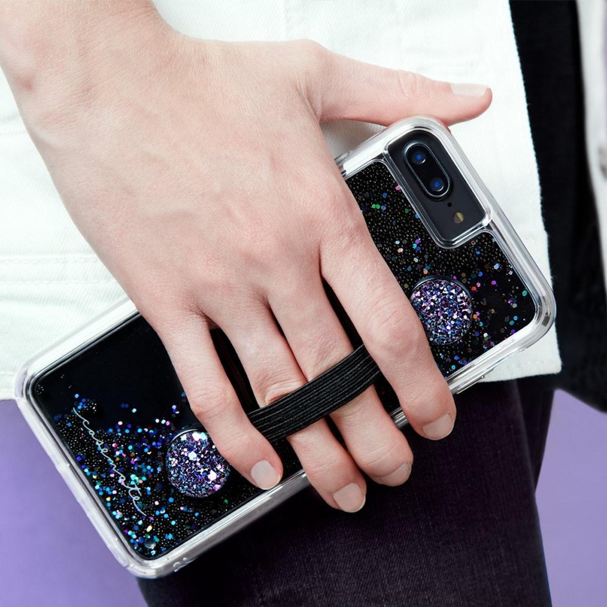 Case-Mate - STRAPS - Sparkly - Phone Grip