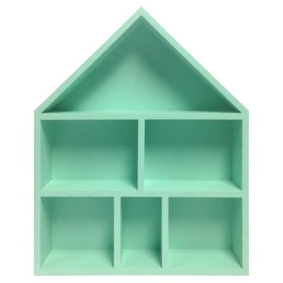 Mint House Cubby