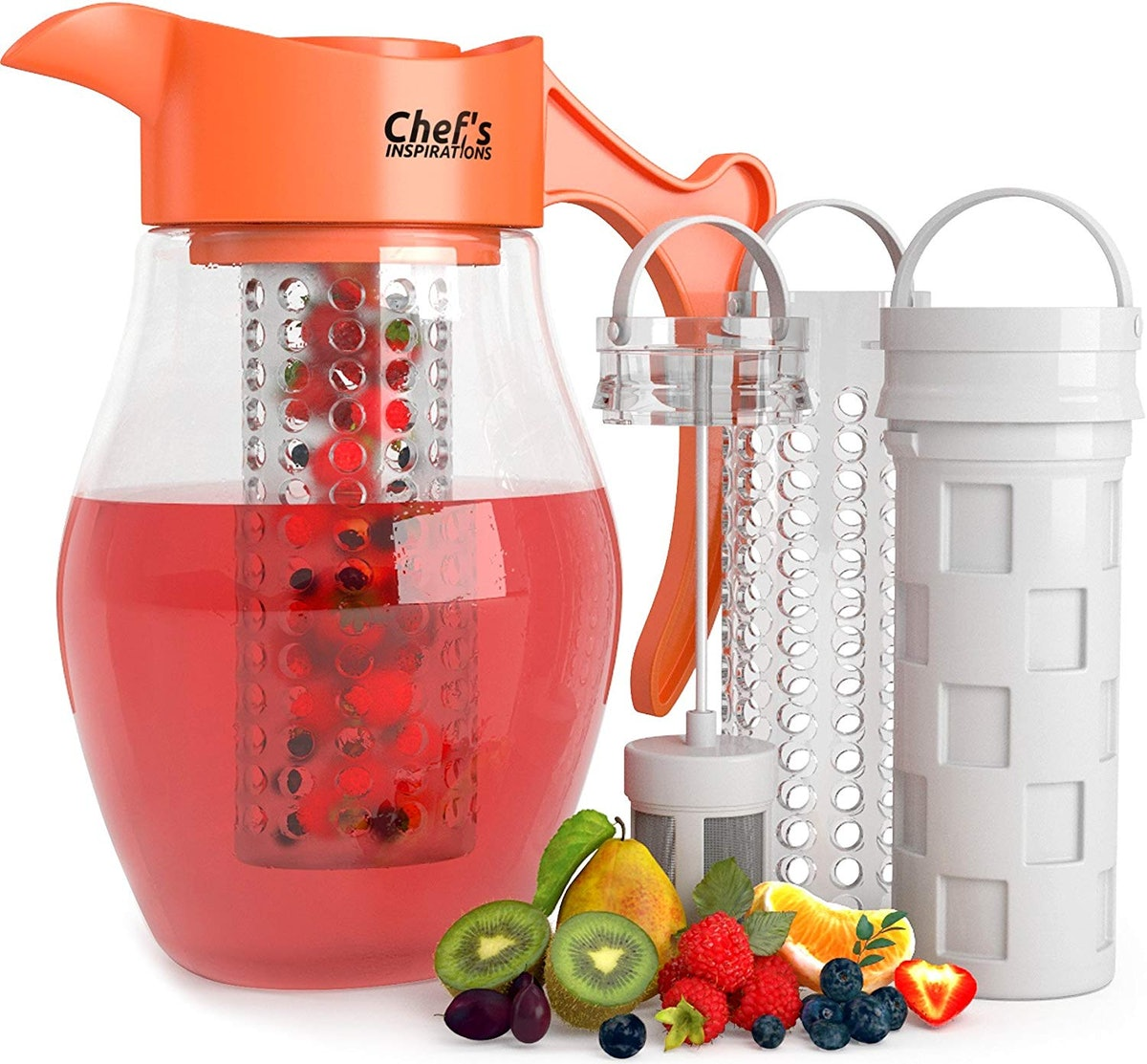Chef's Inspirations Core Infusion Water Pitcher