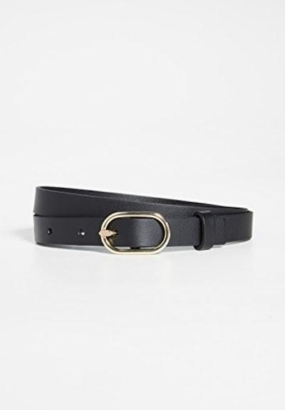 Petit Oval Belt Buckle