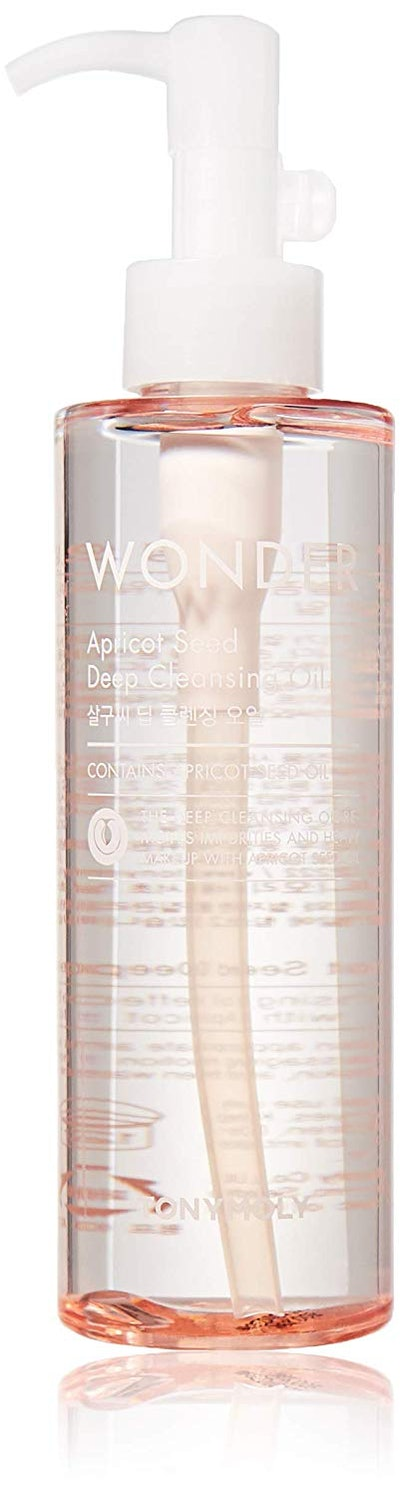 Tonymoly Wonder Apricot Deep Cleansing Oil
