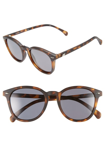 Le Specs Bandwagon 51mm Polarized Sunglasses