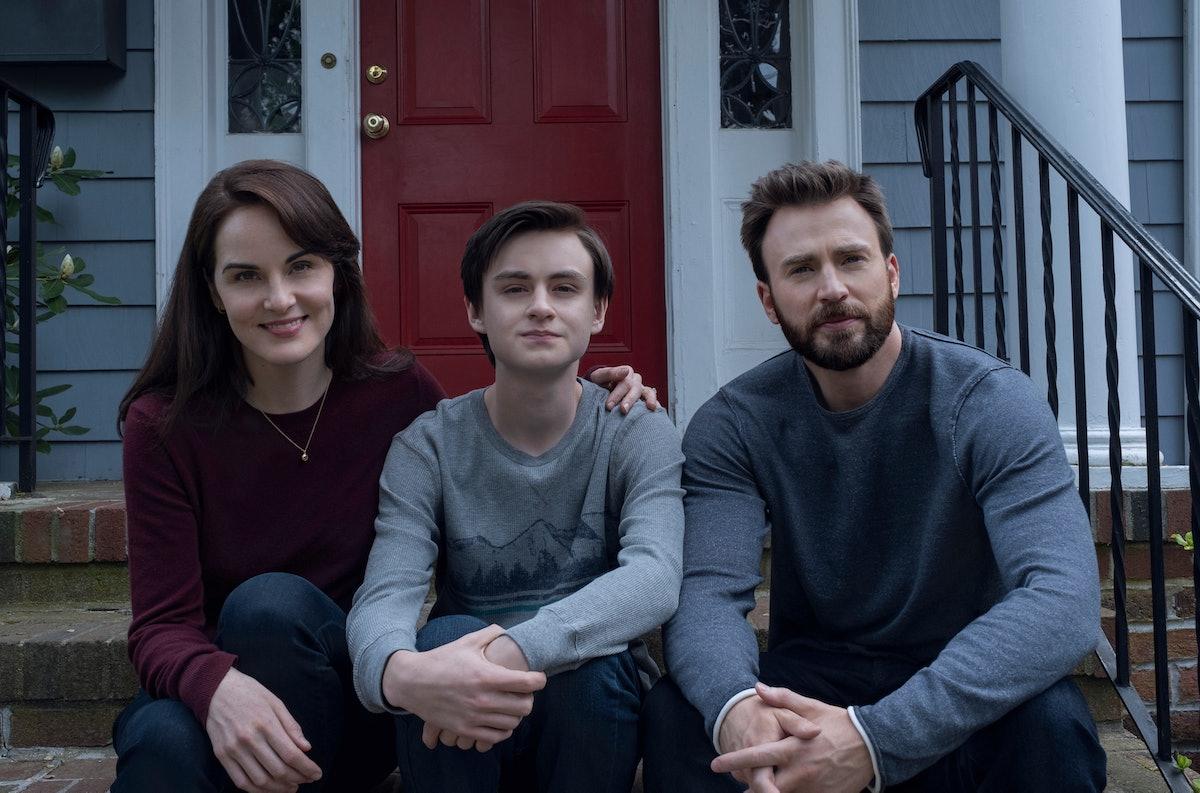 The cast of Defending Jacob
