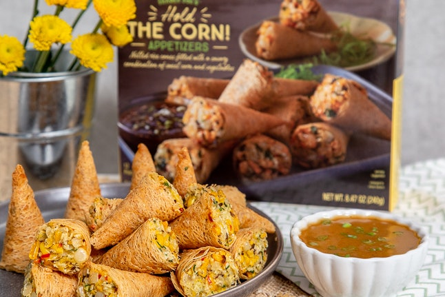 These corn appetizers are the ultimate Super Bowl dish.