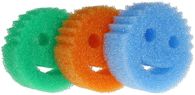 Scrub Daddy Colors Sponge Set (3-Pack)