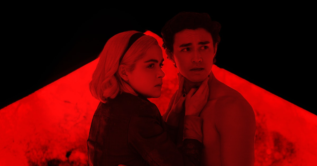 Will Nick & Sabrina Get Back Together On 'Chilling Adventures Of Sabrina'? They May Be Endgame