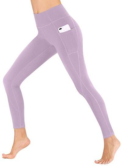 Heathyoga Yoga Pants with Pockets