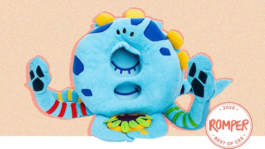 The Octobo Interactive Sensory Plush is perfect for tech-loving kids.