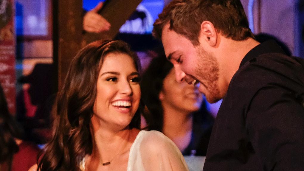 Alayah on 'The Bachelor'