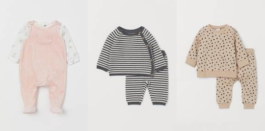 H&M's newborn organic collection features onesies, sleepers, sets, and more.