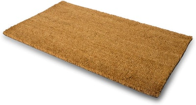 PLUS Haven Pure Coco Coir Doormat With Heavy-Duty PVC Backing