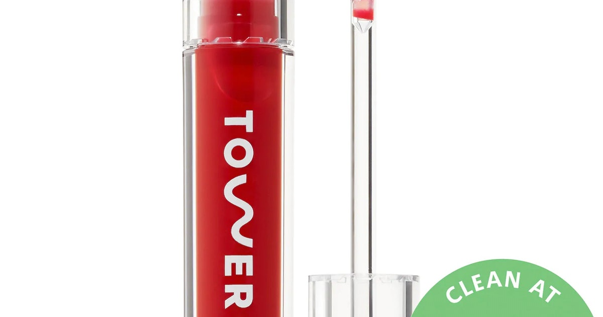 Tower 28's ShineOn Lip Jelly Just Dropped 2 More Shades That Are Bound To Sell Out
