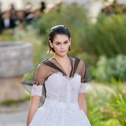 Chanel Spring 2020 Couture Runway