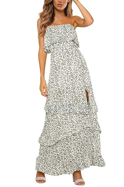 Yidarton Women's Maxi Dress