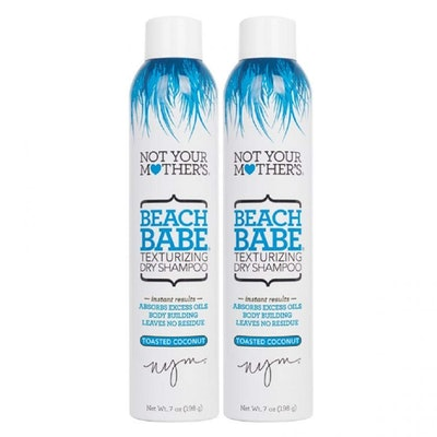 Not Your Mother's Beach Babe Texturizing Dry Shampoo (2-Pack)