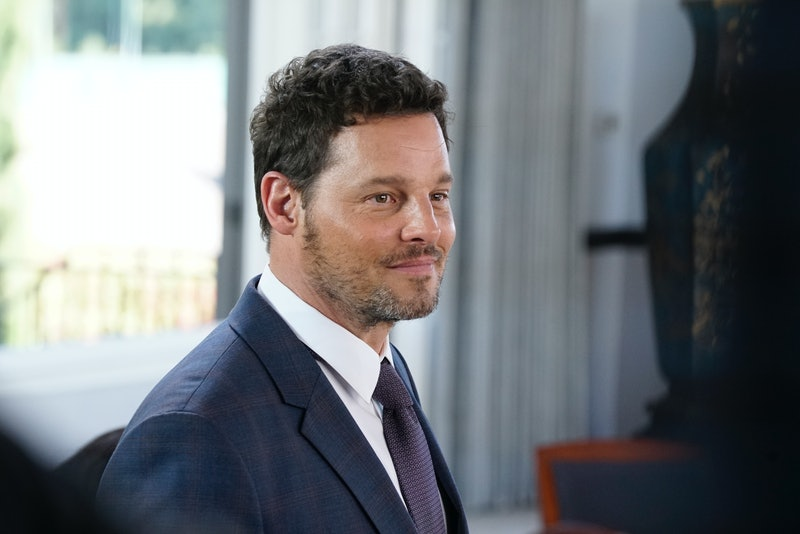 'Grey's Anatomy' failed to fully explain Alex Karev's (Justin Chambers) absence in the winter premiere episode.