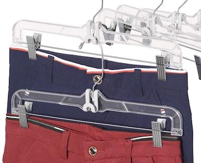Frezon Clothes Hanger Connector Hooks (60-Piece)