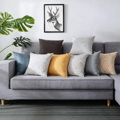 hpuk Decorative Pillow Covers (4-Set)