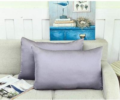 Jocoku Mulberry Silk Pillowcases (2-Piece)