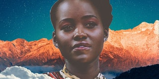 Lupita Nyong'o's brilliant acting made Hollywood take genre movies seriously