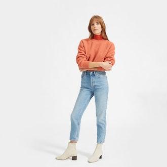 The ReNew Fleece Raglan Sweatshirt