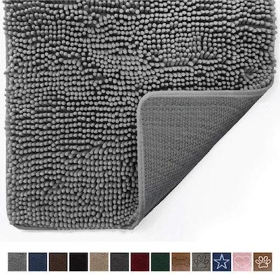 Gorilla Grip Original Indoor Durable Chenille Doormat