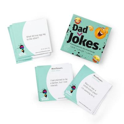 Word Teasers- Dad Jokes