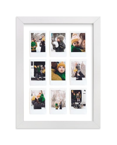 Instant Gallery Custom Photo Art