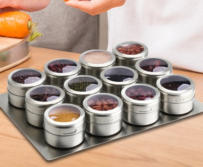 WeChip Magnetic Spice Rack