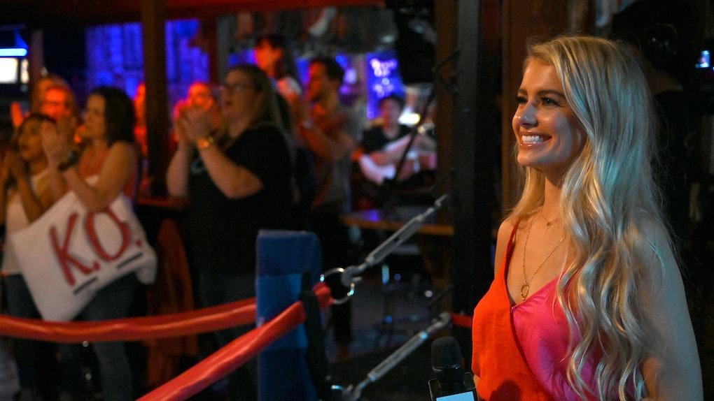 Demi Burnett on 'The Bachelor'