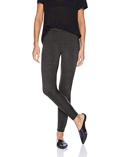 Amazon Brand - Daily Ritual Women's 2-Pocket Ponte Knit Legging