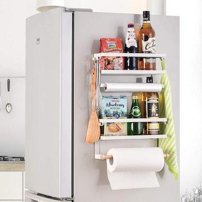 XCSOURCE Magnetic Refrigerator Rack