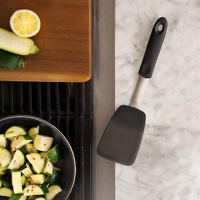 Di Oro Chef Series Standard Flexible Silicone Turner Spatula