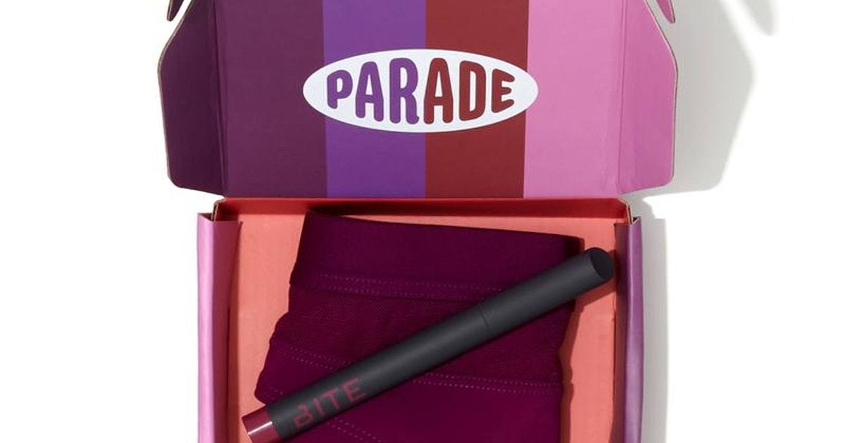 The Parade x Bite Beauty Collection Makes The Natural Connection Between Your Lips & Underwear