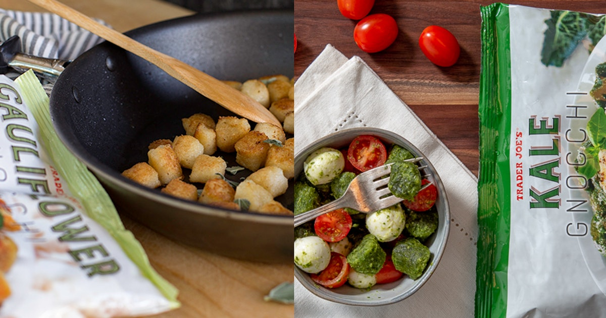 What Does Trader Joe's Kale Gnocchi Taste Like? We Put It To The Test