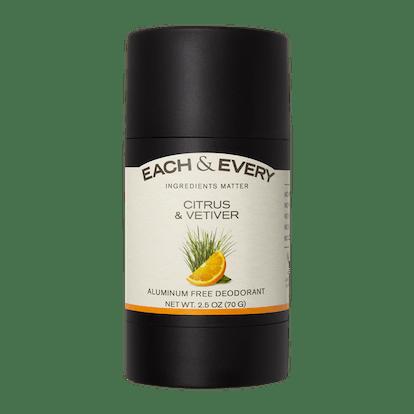 Worry-Free Deodorant in Citrus & Vetiver