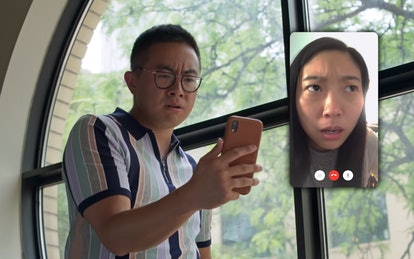 Bowen Yang as X in Awkwafina Is Nora from Queens