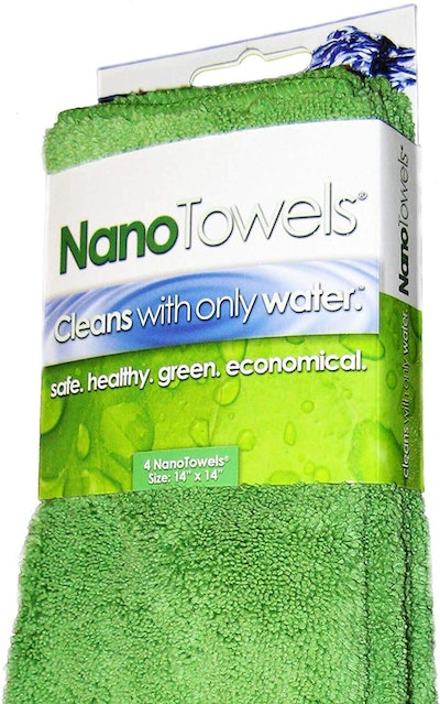 Nano Towels Cleaning Towels (4 Count)