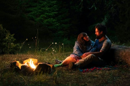 Annie and Ryan escape the potential wrath of the troll and go camping.