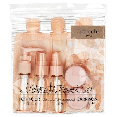 Ultimate Travel 11pc Set - Blush