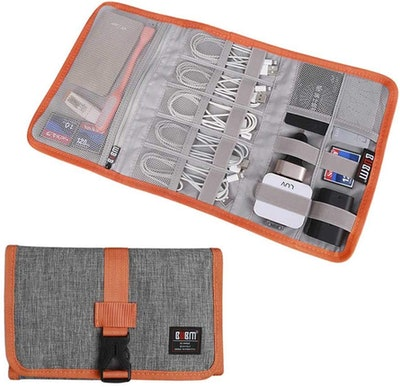 BUBM Electronic Accessories Organizer