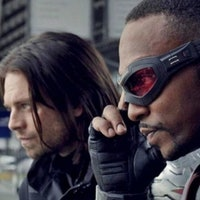 'Falcon and the Winter Soldier' leaked set photos reveal Captain America's imposter