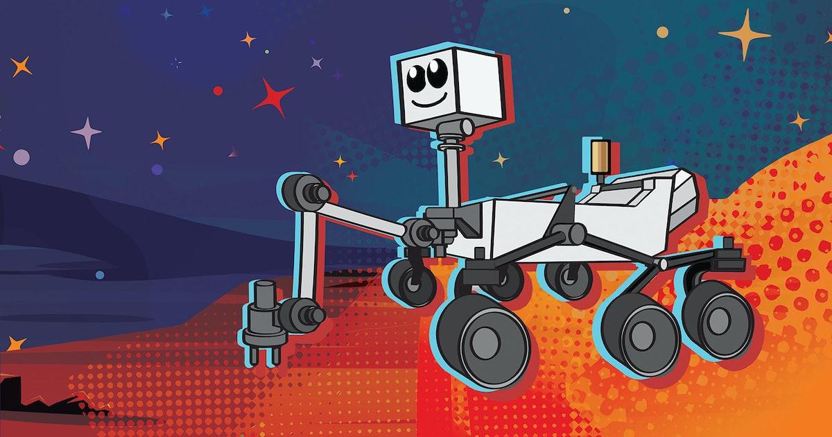 Vote now to name NASA's Mars 2020 rover