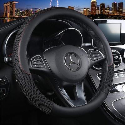 Cxtiy Universal Car Steering Wheel Cover