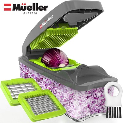 Heavier Duty Multi Vegetable-Fruit-Cheese-Onion Chopper-Dicer