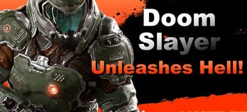 doomguy doom slayer smash bros
