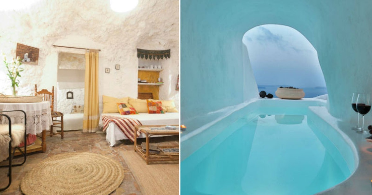 9 Cave Homes On Airbnb You Can Rent For A Super Unique Getaway